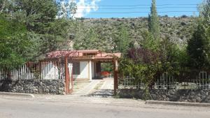 Villa El Refugio, Dovolenkové domy  Potrerillos - big - 13