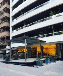 Departamentos Mediterraneo, Apartmány  Cordoba - big - 36