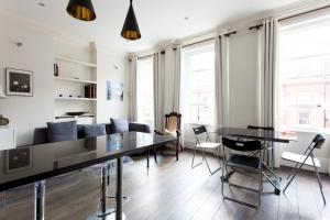onefinestay - South Kensington private homes II, Apartmány  Londýn - big - 209