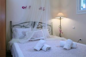 Orizzonte Apartments Lefkada, Апартаменты  Лефкада - big - 42
