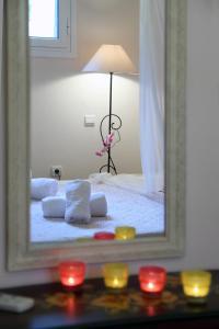Orizzonte Apartments Lefkada, Апартаменты  Лефкада - big - 48
