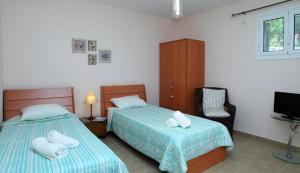 Orizzonte Apartments Lefkada, Апартаменты  Лефкада - big - 53
