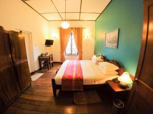 Hotel Glendower, Отели  Нувара-Элия - big - 6