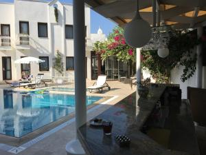 Asmin Hotel Bodrum, Hotely  Bodrum - big - 32