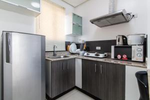 JMM Grand Suites, Apartmanhotelek  Manila - big - 28
