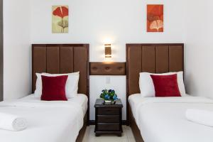 JMM Grand Suites, Apartmanhotelek  Manila - big - 29