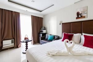JMM Grand Suites, Apartmanhotelek  Manila - big - 26