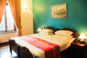 Hotel Glendower, Отели  Нувара-Элия - big - 13