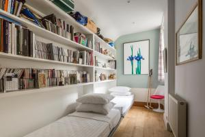 onefinestay - South Kensington private homes II, Apartmány  Londýn - big - 169