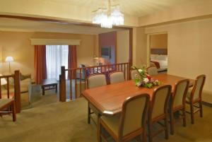 Executive King Suite with Sofa Bed