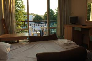 Hotel Kristel Park - All Inclusive Light, Отели  Кранево - big - 10
