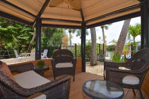 The Inn at Turtle Beach, Apartmány  Siesta Key - big - 54