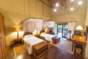 Kumbali Country Lodge, Bed and breakfasts  Lilongwe - big - 5