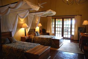 Kumbali Country Lodge, Bed and breakfasts  Lilongwe - big - 23