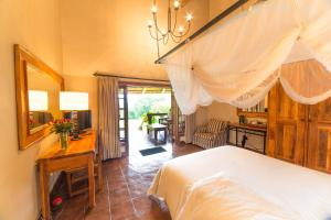 Kumbali Country Lodge, Bed and breakfasts  Lilongwe - big - 19