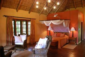 Kumbali Country Lodge, Bed and breakfasts  Lilongwe - big - 17