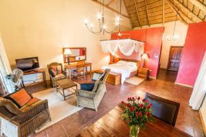 Kumbali Country Lodge, Bed and breakfasts  Lilongwe - big - 15