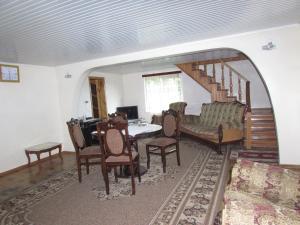 House Gorgadzeebi, Дома для отпуска  Чакви - big - 5