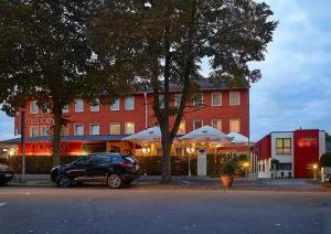 Privathotel Stickdorn, Hotels  Bad Oeynhausen - big - 21