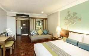 The Regent Cha Am Beach Resort, Hua Hin, Курортные отели  Ча-Ам - big - 19