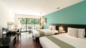 The Regent Cha Am Beach Resort, Hua Hin, Курортные отели  Ча-Ам - big - 18