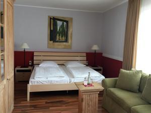 Privathotel Stickdorn, Hotely  Bad Oeynhausen - big - 14