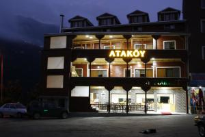 Ataköy Otel Cafe Restaurant