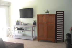 Studio Appartement met Zeezicht en Balkon