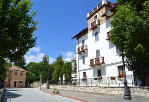 Hotel Victoria, Hotel  Rivisondoli - big - 23