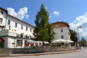 Hotel Victoria, Hotel  Rivisondoli - big - 24
