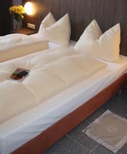 Centro Hotel Alzey, Отели  Альцай - big - 12