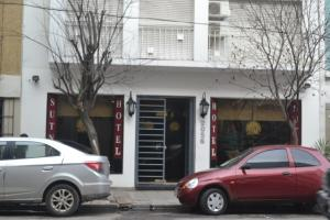 Hotel Sutna-Ospin, Hotely  Mar del Plata - big - 10