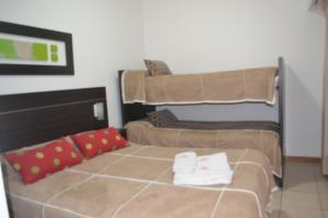 Hotel Sutna-Ospin, Hotel  Mar del Plata - big - 6