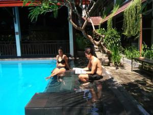 Paku Mas Hotel, Hotels  Yogyakarta - big - 63
