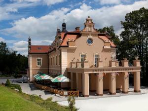 Hotel Zamek Berchtold, Hotely  Strančice - big - 102