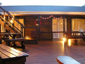 Bay Cove Inn, Penziony – hostince  Jeffreys Bay - big - 37