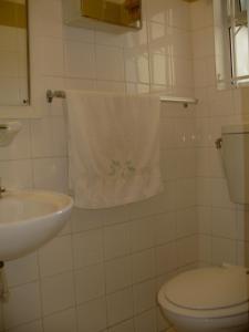 Apartamento con ducha