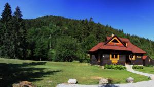 Hana, Chalets  Demanovska Dolina - big - 9