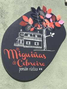 As Miguiñas do Cebreiro, Vendégházak  Piedrafita - big - 33