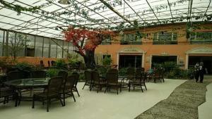 Qilianshan Ecological Garden, Dovolenkové domy  Qilian - big - 21
