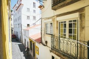 Alfama Apartment.  Mynd 20