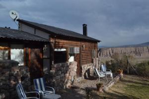 Cabañas Rio Mendoza, Lodge  Cacheuta - big - 24