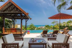 The Retreat 4 Bed Luxury Sea-View Managed Villa