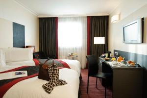 Holiday Inn Paris Gare Montparnasse, Szállodák  Párizs - big - 11