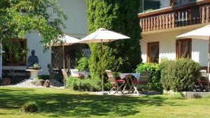 Hotel garni Landhaus Servus, Hotels  Velden am Wörthersee - big - 9