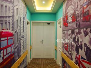 Harbin Sweet Post Office International Youth Hostel, Хостелы  Харбин - big - 53