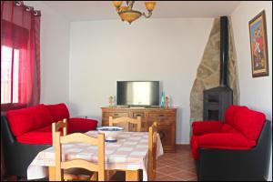Chalet Vigia, Prázdninové domy  Conil de la Frontera - big - 2
