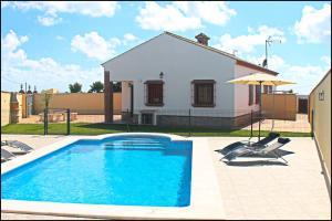 Chalet Vigia, Prázdninové domy  Conil de la Frontera - big - 3