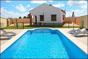 Chalet Vigia, Prázdninové domy  Conil de la Frontera - big - 1