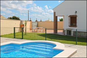 Chalet Vigia, Prázdninové domy  Conil de la Frontera - big - 19